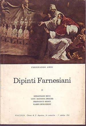Dipinti Farnesiani: Arisi Ferdinando