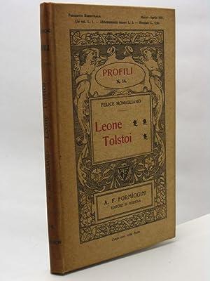Leone Tolstoi: Momigliano Felice