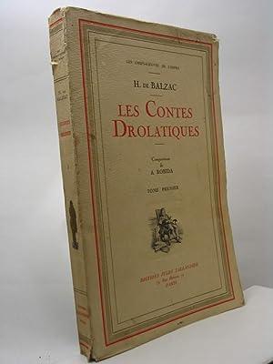 Les contes drolatiques: De Balzac