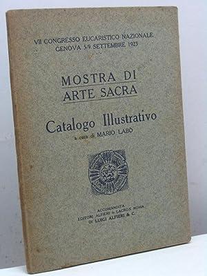 Mostra di Arte Sacra - VII congresso eucaristico nazionale, Genova 5-9 settembre 1923: Lab� Mario (...