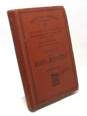 Codice per la marina mercantile: Franchi L.