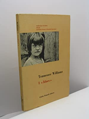 I blues: Williams Tennessee