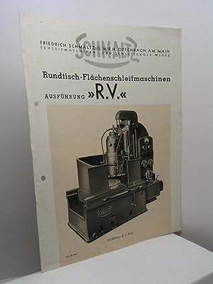 Friedrich Schmaltz Schleifmaschinen und schleifrader-werke