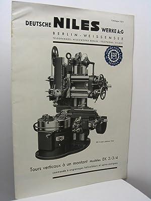 Deutsche Niles Werke Berlin
