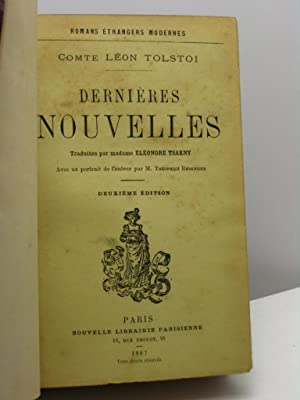 Dernières nouvelles: Tolstoi Leon