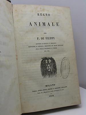 Regno animale - I tre regni della natura ossia Principj di storia naturale ad uso della giovent&...