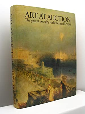 Art at auction. The year at Sotheby Parke Bernet 1979-80. Two hundred and forty-sixth sea