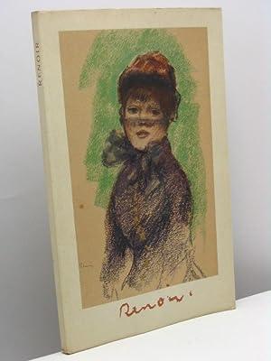 Les pastels, dessins et aquarelles de Renoir: Leymarie Jean