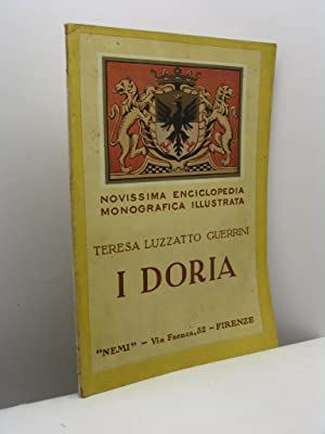 I Doria: Luzzatto Guerrini Teresa