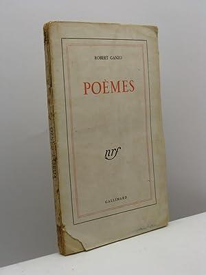 Poèmes: Ganzo Robert