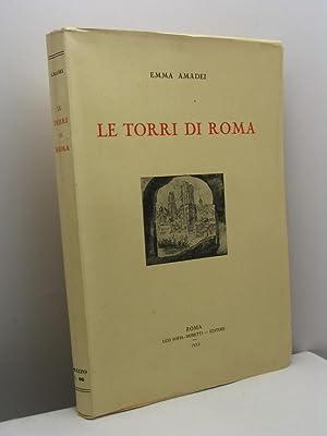 Le torri di Roma: Amadei Emma