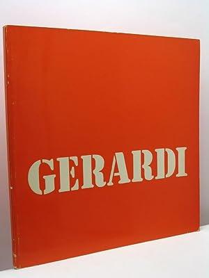 Tre mostre personali di Gerardo Gerardi: AA.VV.