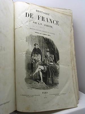Histoire de France: Anquetil L.P.