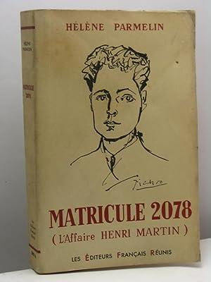 Matricule 2078 (L'Affaire Henri Martin): Parmelin Hélène