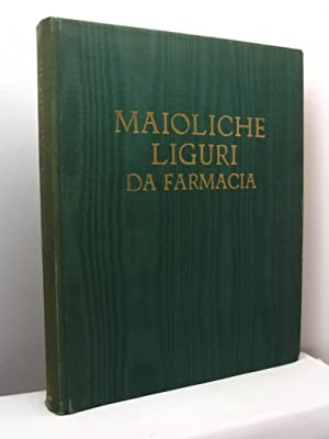 Maioliche liguri da farmacia: Del Guerra Giorgio