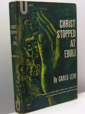 The story of a year. Christ stopped at Eboli