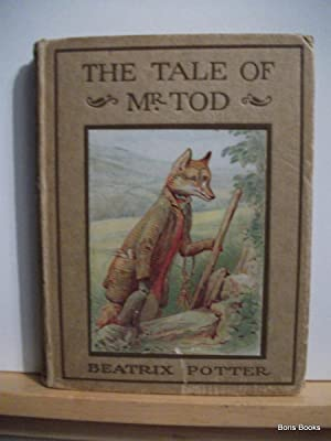The Tale of Mr Tod: Potter, Beatrix