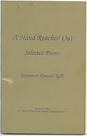 A Hand Reached Out: Selecte Poems