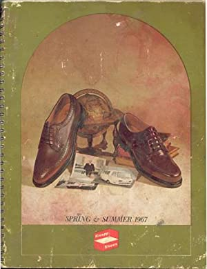 Knapp Shoes: Spring & Summer 1967 (Catalog)