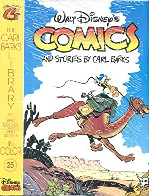 The Carl Barks Library of Walt Disney's: Carl Barks