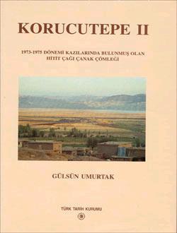 Korucutepe 2. 1973-1975 donemi kazilarinda bulunmus olan: UMURTAK, GULSUN