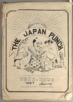 THE JAPAN PUNCH Yoko-Hama 1887 February: WIRGMAN, Charles