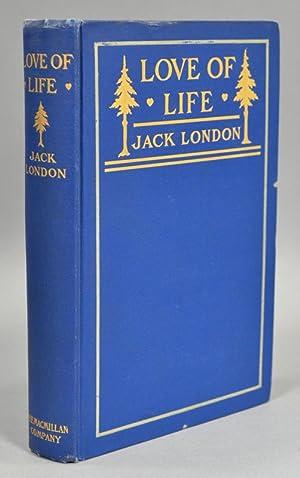 LOVE OF LIFE: LONDON, Jack