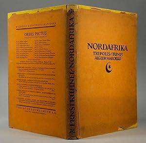 NORDAFRIKA TRIPOLIS TUNIS ALGIER MAROKKO: LEHNERT & LANDROCK