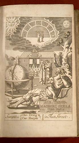 OPERA: MACROBIUS, Ambrosius Aurelius Theodosius