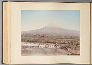 88 HAND-COLORED 19TH CENTURY PHOTOGRAPHS OF JAPAN: PHOTO ALBUM