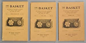 BASKET: THE JOURNAL OF THE BASKET FRATERNITY OR LOVERS OF INDI