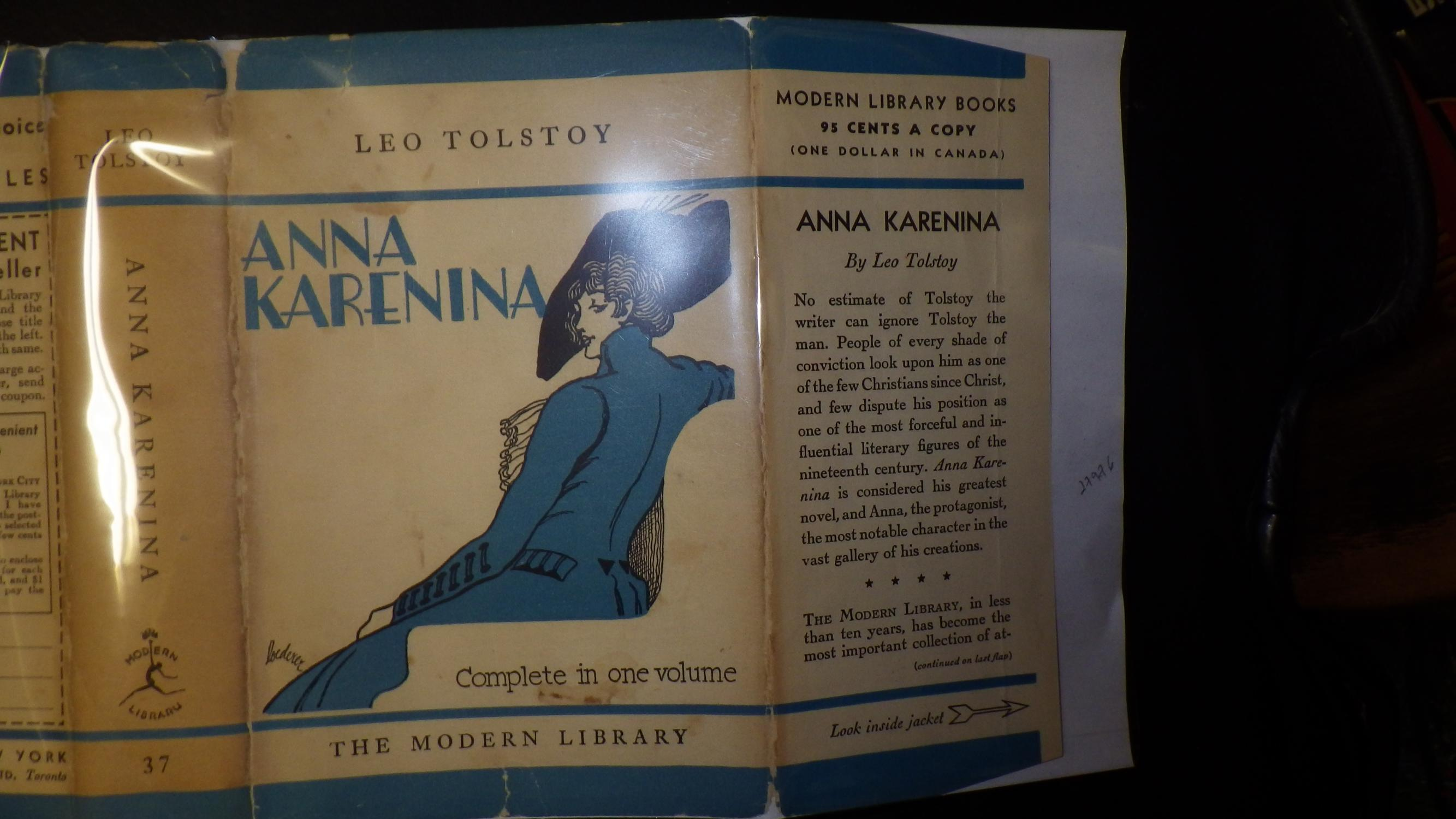 a book report on leo tolstoys novel anna karenina The first and only book by tolstoy i had at that time was childhood (novel) together with daudet's letters from my windmill , it's probably the book i remember the best from those days i felt close connection to a childhood 1500 miles away and 150 years ago, and i still do.