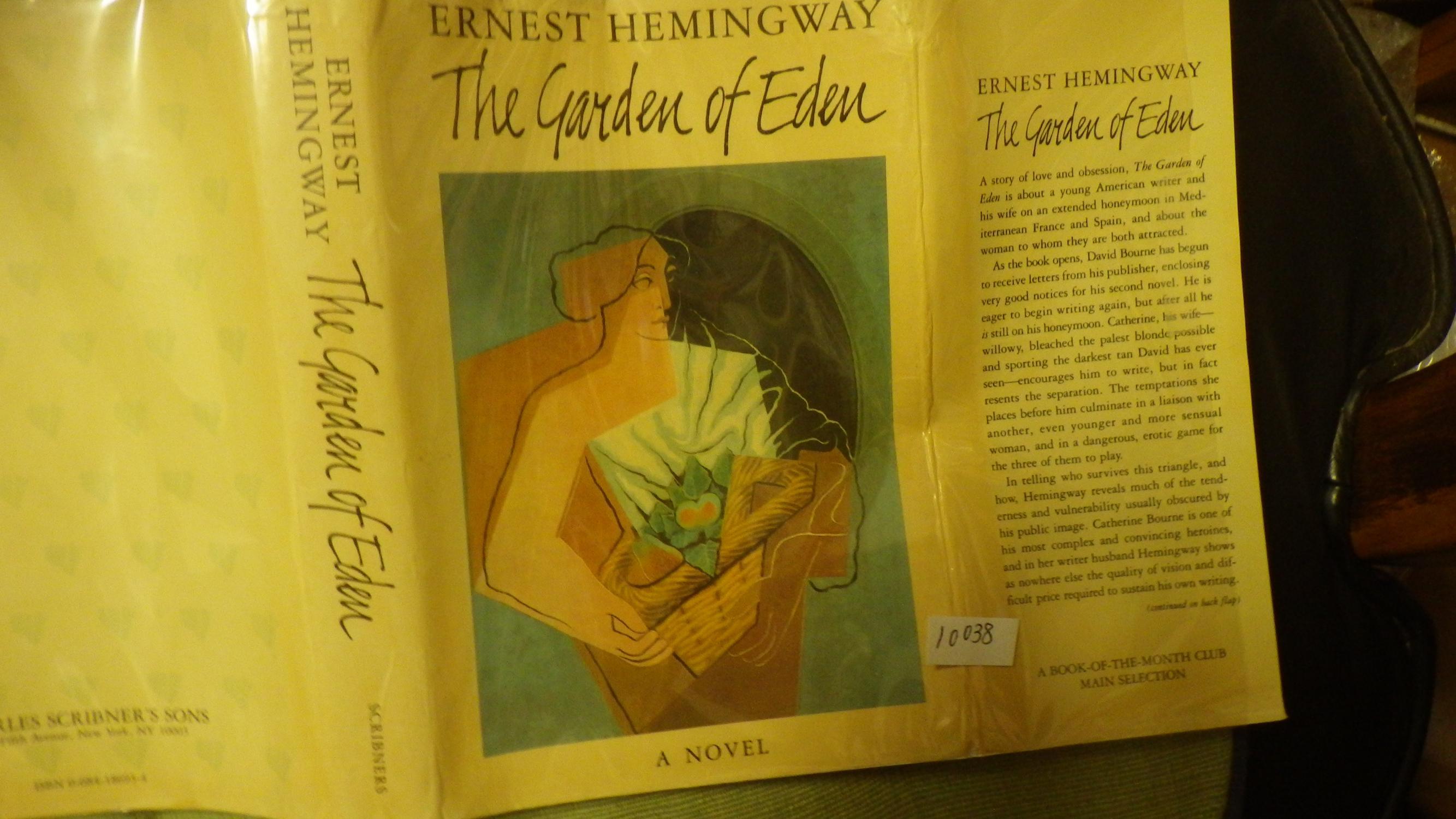 the garden of eden hemingway pdf
