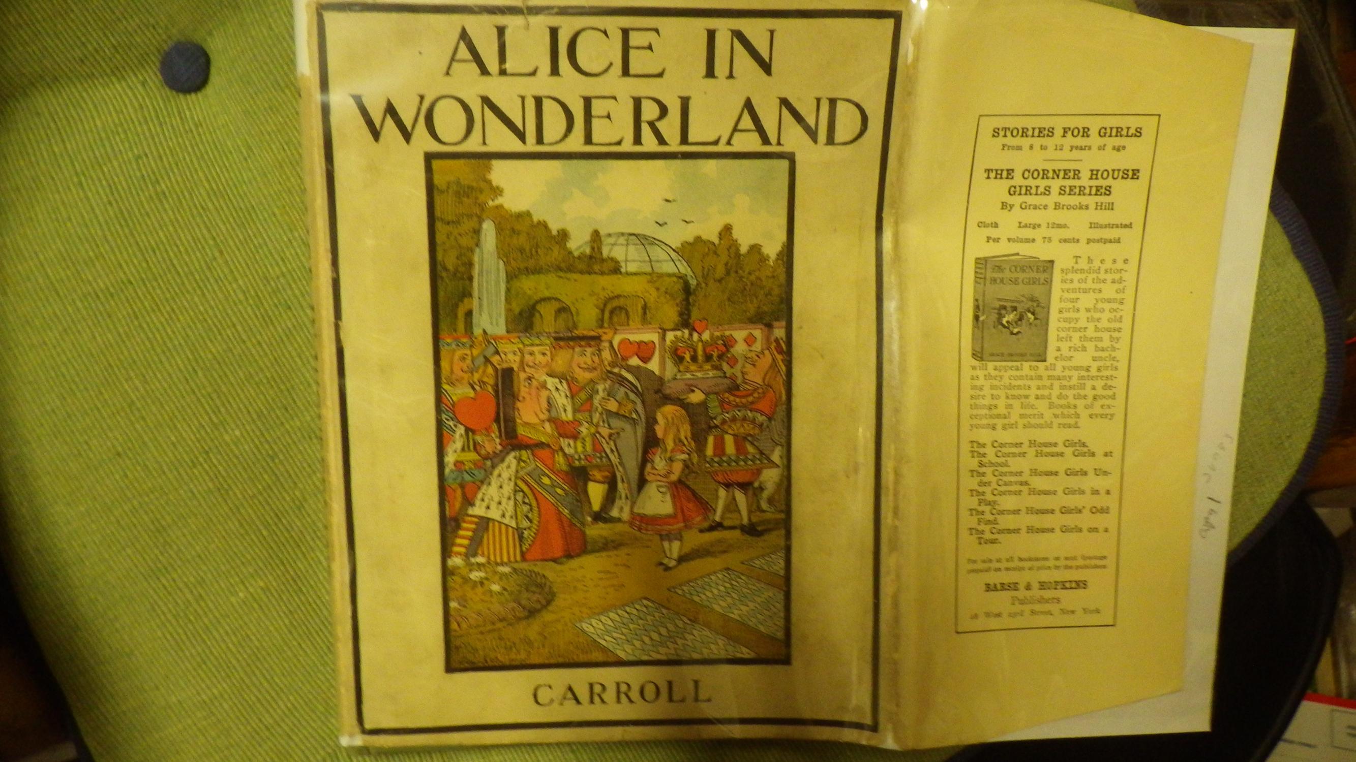 Alice Adventures in Wonderland, The Pleasant