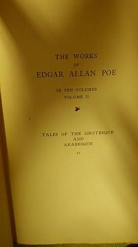 Vol. 2: Tales of Conscience, Natural Beauty,: EDGAR ALLAN POE,
