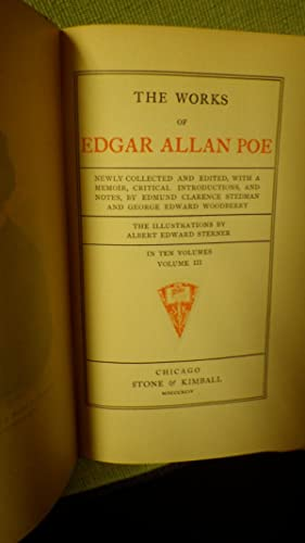 VOL.3 Tales of Ratiocination and Illusion (The: EDGAR ALLAN POE,