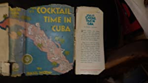 When It's Cocktail Time in Cuba in: BASIL WOON, Illustrated