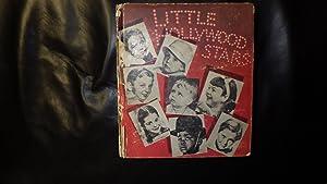 "1935 ""LITTLE HOLLYWOOD STARS"" SAAFIELD NO. 1112: By DIXIE WILLSON,"