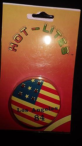 HOT-LITES HOT LITES LOS ANGELES 84, 1984,