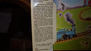 The Little Engine That Could, Complete Original Edition in Color Dustjacket with No. 520 on front ,...