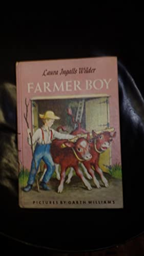 Farmer Boy, Almanzo's life on a farm: Laura Ingalls Wilder,