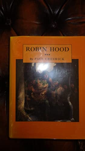ROBIN HOOD , Color Illustrated by N.: PAUL CRESWICK, Color
