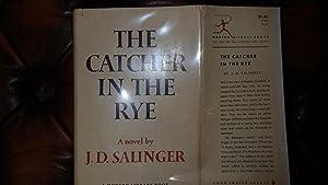 Catcher in the Rye, a Novel, Nice: J.D. Salinger, $1.65