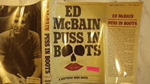 Puss In Boots Matthew Hope Novel, Matthew: Ed McBain ,