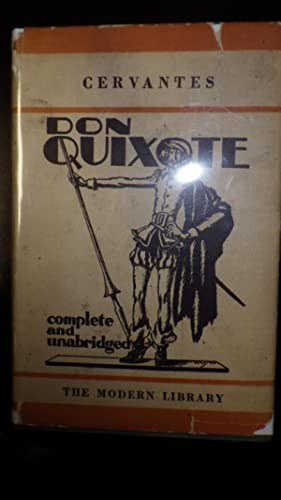 DON QUIXOTE:THE INGENIOUS GENTLEMAN Complete & Unabridged ,ML #174, , 1930, , STATED 1ST Modern...
