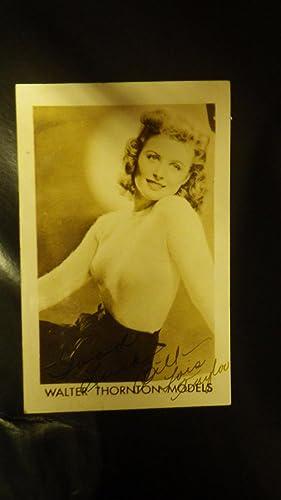 Fabulous Glamorous Lois Taylor, 1940s Fashion Model: Lois Taylor, personally