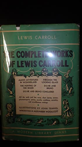 Complete Works of Lewis Carroll , STATED: Lewis Carroll ,