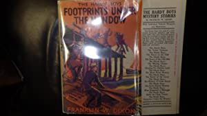 Footprints Under The Window Mystery Series #: Franklin W. Dixon,