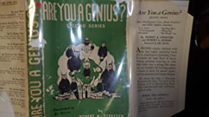 Are You a Genius? ,Interesting Tests &: Robert A. Streeter,