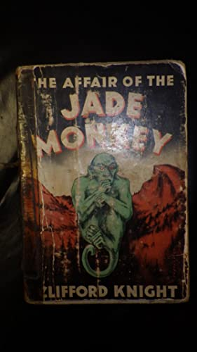 Affair of the Jade Monkey, The, MYSTERY: Clifford Knight,, Blank